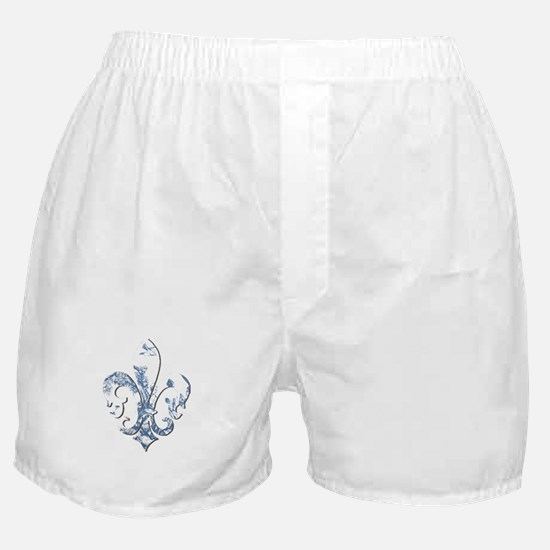 FRENCH TOILE Boxer Shorts