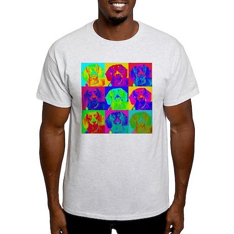 Op Art Doxie Light T-Shirt
