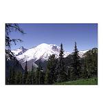 Mt. RainierPostcards (Package of 8)