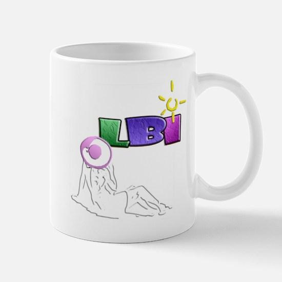 LBI Sunning... Mug