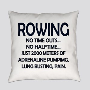 Rowing - 2000 Meters Everyday Pillow