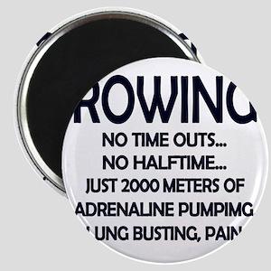 Rowing - 2000 Meters Magnets
