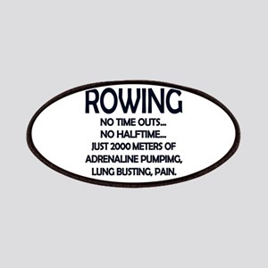 Rowing - 2000 Meters Patch