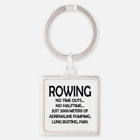 Rowing - 2000 Meters Keychains