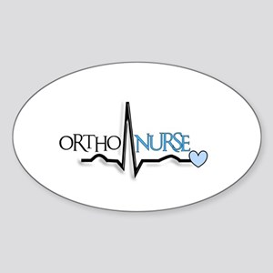 Nurse Gifts XX Sticker (Oval)