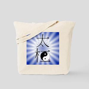 Tai Chi Light Tote Bag