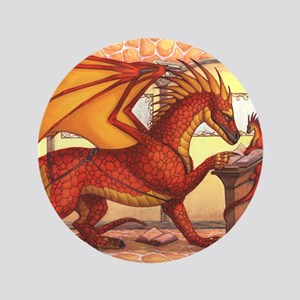 "Dragon 3.5"" Button"