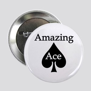 "Amazing Ace 2.25"" Button"