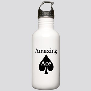 Amazing Ace Stainless Water Bottle 1.0L