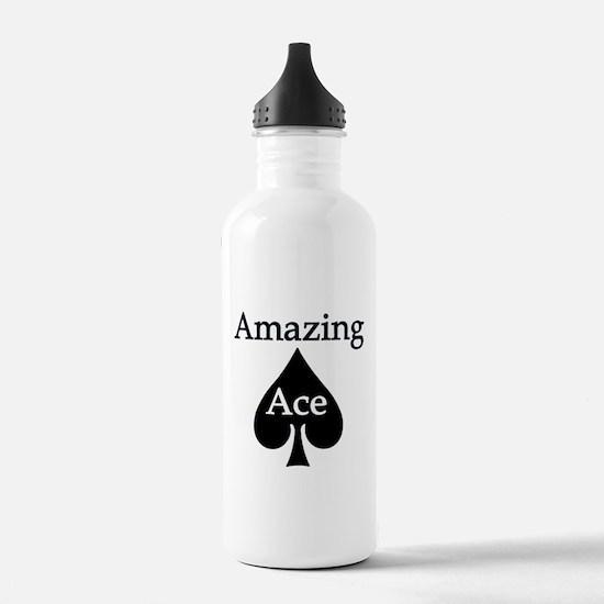 Amazing Ace Sports Water Bottle