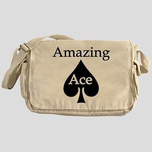 Amazing Ace Messenger Bag