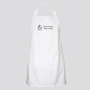 Resist Much, Obey Little BBQ Apron