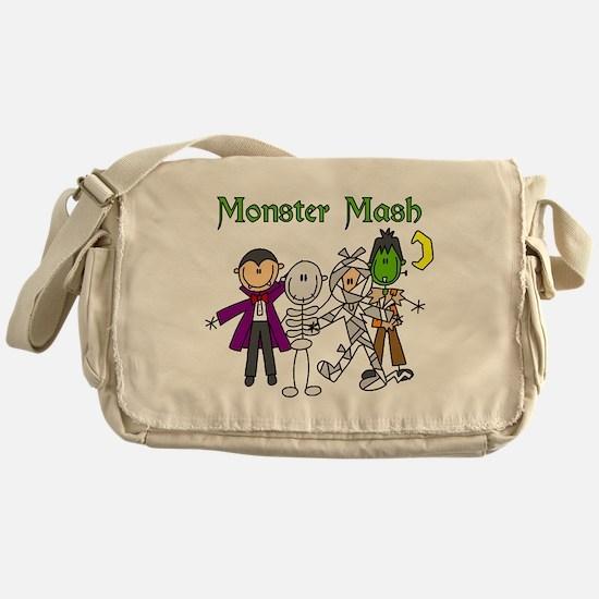 Monster Mash Messenger Bag