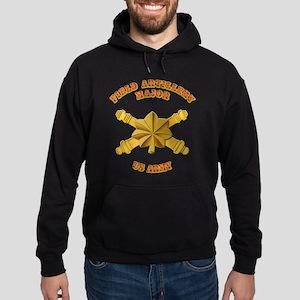 Artillery - Officer - MAJ Hoodie (dark)