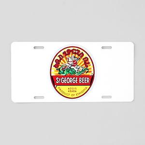 Ethiopia Beer Label 4 Aluminum License Plate