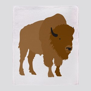 Buffalo Throw Blanket