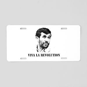 Ahmadinejad - Viva Aluminum License Plate