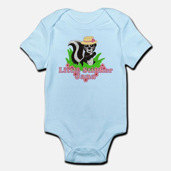 Little Stinker Jana Infant Bodysuit