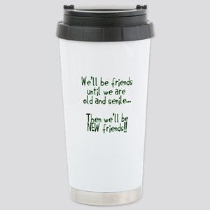 Friends Stainless Steel Travel Mug