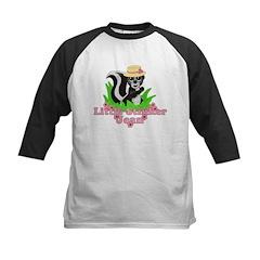 Little Stinker Jean Kids Baseball Jersey