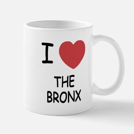 I heart the bronx Mug