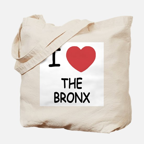 I heart the bronx Tote Bag