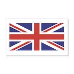UNION JACK UK BRITISH FLAG Car Magnet 20 x 12