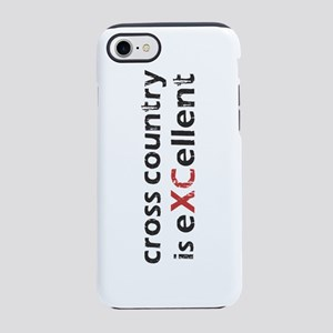 Cross Country eXCellent iPhone 7 Tough Case