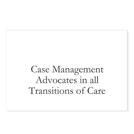 Case Management Advocates Postcards (Package of 8)