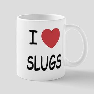 I heart slugs Mug