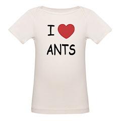 I heart ants Tee