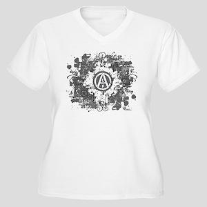 ALF 04 - Women's Plus Size V-Neck T-Shirt