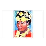 Cote d'Ivorie Paintings Postcards (Package of 8)