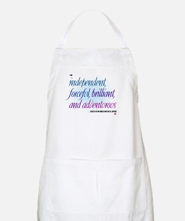 Independent... Apron