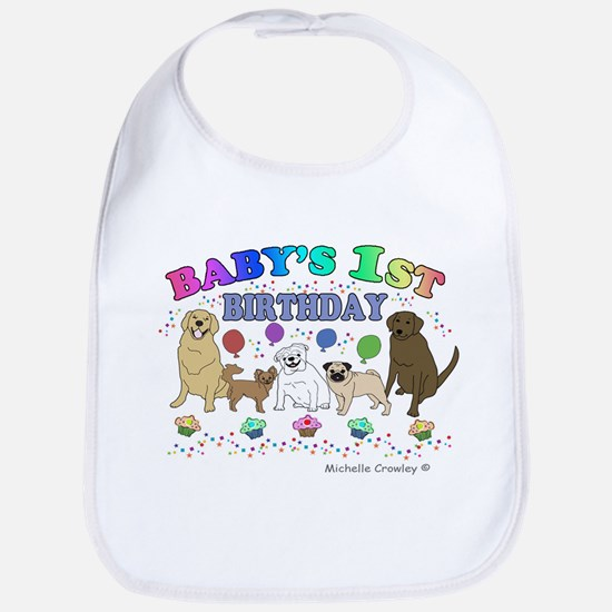 more products w/this design Bib