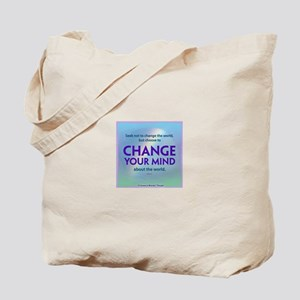 Change Your Mind Tote Bags Tote Bag