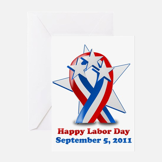 Labor Day 2011 Greeting Card