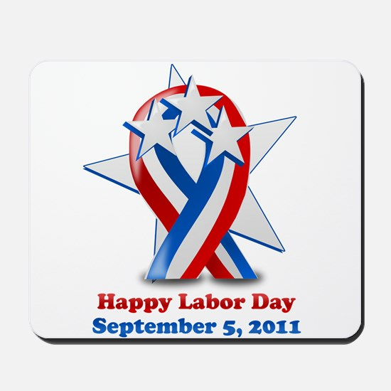 Labor Day 2011 Mousepad
