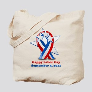 Labor Day 2011 Tote Bag