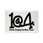 1@4 Rectangle Magnet (10 pack)