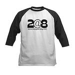 2@8 Kids Baseball Jersey