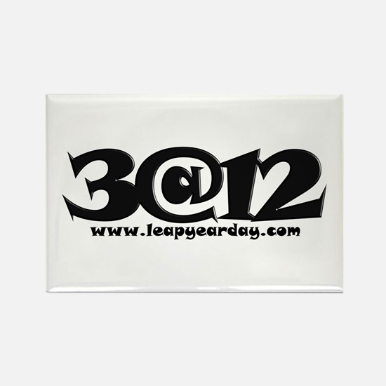 3@12 Rectangle Magnet