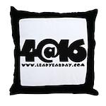 4@16 Throw Pillow