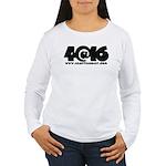 4@16 Women's Long Sleeve T-Shirt
