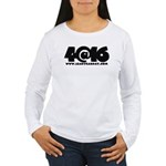 4@16 Women's Long Sleeve T-Shirt