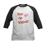 Kiss the Waiver Kids Baseball Jersey