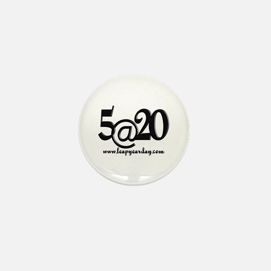 5@20 Mini Button