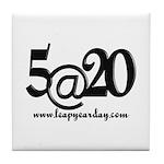 5@20 Tile Coaster