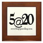 5@20 Framed Tile