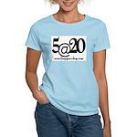 5@20 Women's Light T-Shirt